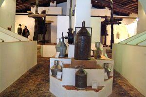 Museu do Azeite, Moura, Alentejo, Portugal