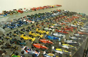 Museu do Brinquedo, Madeira