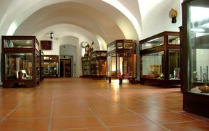 Museu do Relógio, Pólo de Serpa