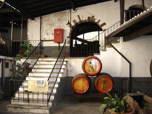 Madeira Wine Museum