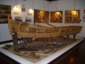 Museu dos Rios e das Artes Marítimas, Constância