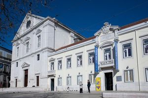 São Roque Museum, Lisbon, Portugal
