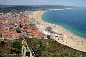 What to see in Nazaré, Portugal