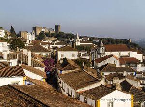 O Que ver em Óbidos, Portugal