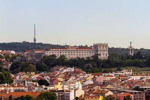 Palacio Nacional da Ajuda, Lisboa