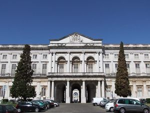 National Palace of Ajuda, Lisbon, Portugal
