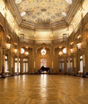 Salão Arabe, Palácio da Bolsa, Porto