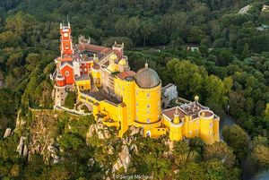 Museums in Sintra, Portugal