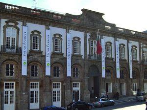 Palácio das Artes, Porto
