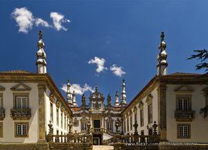 Palácio de Mateus, Vila Real