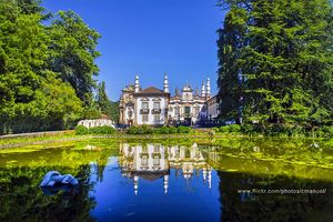 What to see in Vila Real