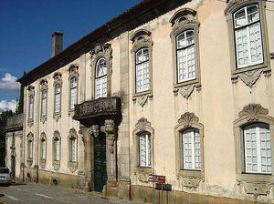 Palácio dos Condes de Anadia, Viseu