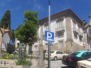 Palacio del Marqués de Reriz, Viseu