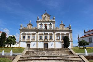 Palácio dos Távoras, Mirandela