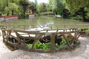 Infante Dom Pedro Park (City Park), Aveiro