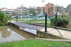 Parque da Baixa de Santo António, Aveiro