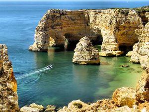 Paseos en barco por el Algarve