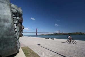 Bike rides in Lisbon