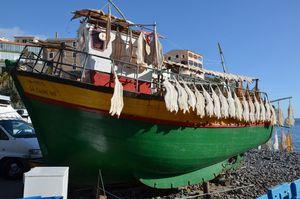 Barco de pescadores, Câmara de Lobos, Madeira