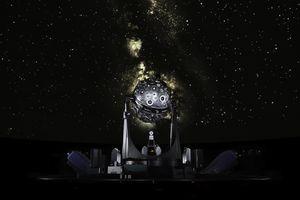 Planetario de Lisboa Calouste Gulbenkian