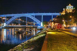Ponte de Dom Luís I Bridge, Porto