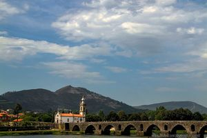 Ponte Medieval Bridge of Ponte de Lima