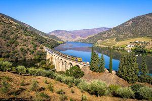 Ponte da Preguiça, Douro