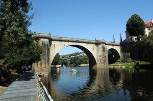 Puente de São Gonçalo, Amarante