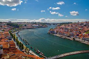 Oporto Rio Douro