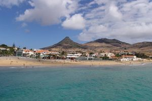 Porto Santo Island, Madeira