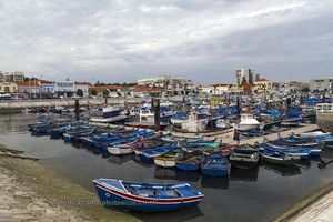 Puerto Pesquero de Setúbal