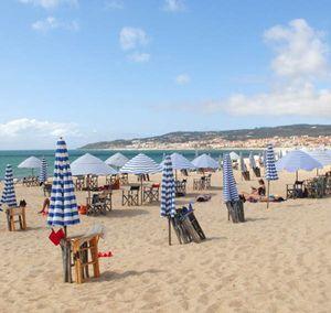 Praia do Relógio Beach, Figueira da Foz