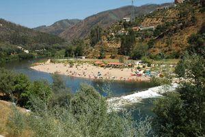 Playa Fluvial de Palheiros e Zorro, Coímbra