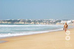 Praia Grande de Pêra, Silves, Algarve