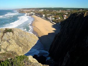 Grande Beach, Sintra
