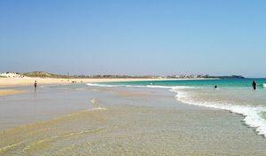 Playa do Medão, Peniche, Portugal