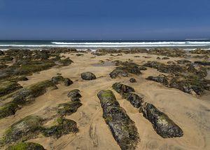Praia em Porto Covo