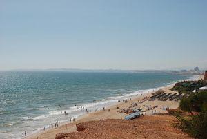 Praia do Vale do Lobo Beach, Algarve
