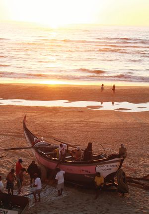 Praia da Vieira Beach, Marinha Grande