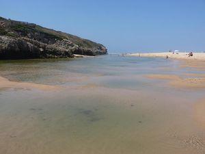 Praia da Amoreira Beach
