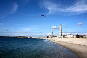 Barra Beach, Aveiro, Portugal, Portugal