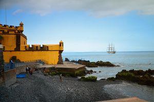Praia da Barreirinha, Funchal