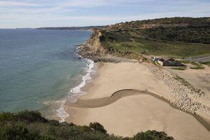 Praia da Boca do Rio, Vila do Bispo, Algarve