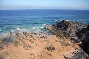 Praia da Carriagem, Aljezur, Algarve