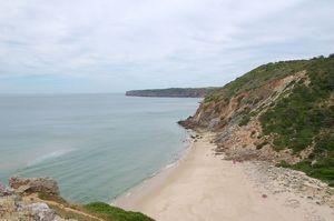 Praia da Figueira, Vila do Bispo, Algarve