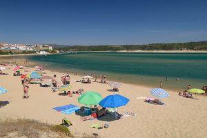 Praia da Franquia, Vila Nova de Milfontes