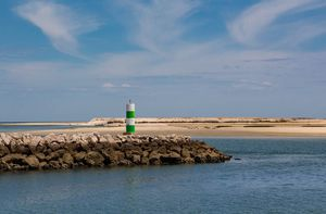 Playa da Fuseta Ria