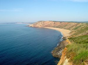 Praia da Gralha, Alcobaça