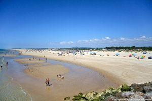 Praia da Ilha de Tavira Beach