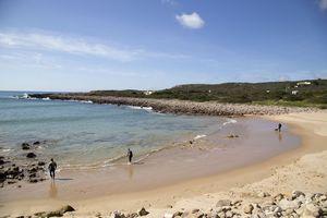 Praia da Ingrina Beach, Raposeira, Algarve